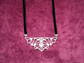 Parametric necklace