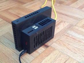 Cubieboard NVR case