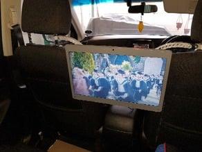 In Car Screen