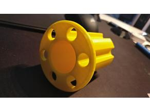 123-3D Jupiter Spool Adapter for Creality