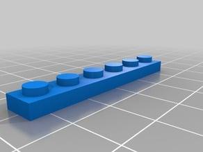 Lego low brick