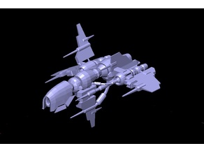 CONCORD Cruiser - EVE Online