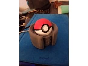Pokeball Plus Mag charger dock