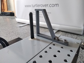 Antenna Saver for Turtle Rover