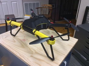 T4 Quadcopter mods