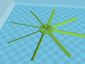 Propeller for modio character