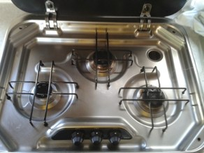 Plugs for Motorhome Kitchen Grids