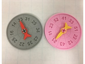 Spinners with Ten Outcomes