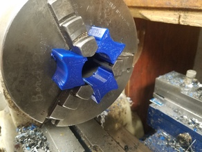 Chuck jaw grinding blocks