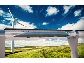 Hyperloop pod 2020