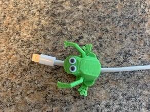Frog Charging Cord Clinger