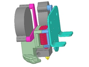 Part and hotend cooling for Ender-2