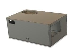 3x5 Small Form Factor PSU Enclosure