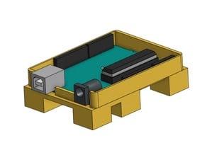 LEGO Arduino UNO Support Case