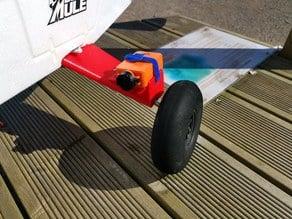 Avios Bush Mule Landing Gear Fairings