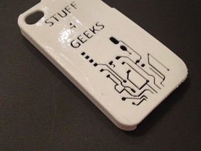 Stuff 4 geeks IPhone 4S case