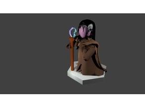 LotP -  Sorceress sister (minor Heroine number 3)