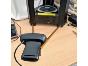 Octoprint Webcam Holder for Monoprice Mini Delta