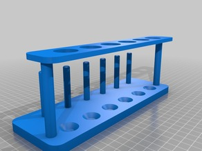 Economy Style Test Tube Stand