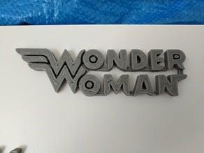 Wonder Woman Logo (DC)