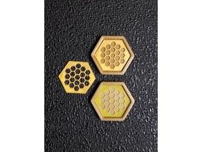 Hive Colony - Honeycombo Insert