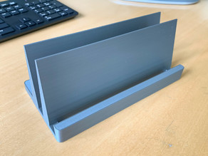 Charging stand for two tablets