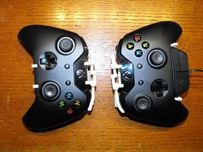 Transverse Trigger Mod for XBox One Controller