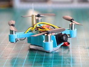 FPV Micro Drone Quadcopter BeanCopter V4