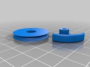 Anycubic i3 Mega filament roll 1,75mm