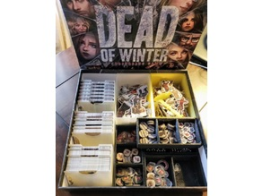 Dead of Winter box organizer