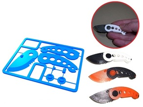Mini Folding Knife (Assembly Kit)