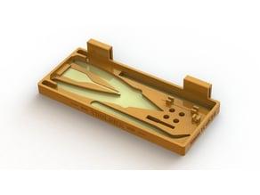 Plateau outils