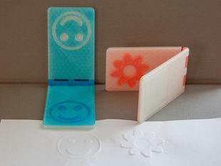 Customizable Embossing Stamp