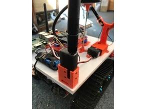APM/Pixhawk, SiK-Telemetry mounting