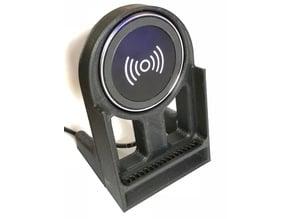 Anker Qi passive amp phone stand