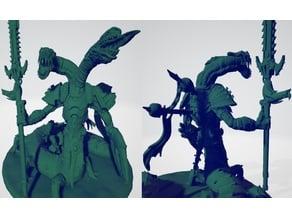 Two-Headed Demonic Heir
