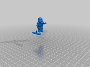 Star Wars Republic Commando Lego Mini-Figure