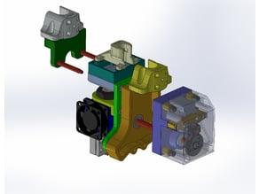 E3D Tool Changer Assy