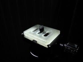Tripod quick release plate