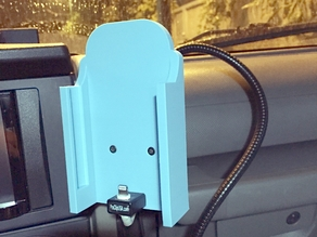 Car mount holder for iPhone 6 with case