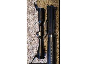 Scope Flip Caps - Flip up caps for rifle scopes