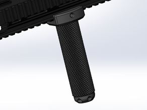 airsoft tactical front grip