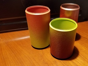 Double Wall Drink Cozy for 12 oz Bottles, Perrier Cans, Pellegrino.. Design Your Own!