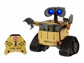 Thinkway U-command Wall-E gear & cap
