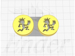 Hatchetman ICP Gauges 26.6mm Plugs