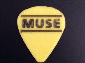 Muse Guitar Pick