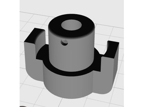 Polaris ATV box fastening pieces