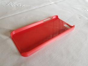 iPhone 5/5S/SE hard case v1