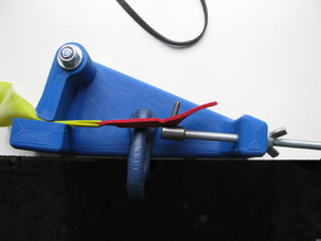 Slingshot Band Tying Jig - Clamp & Hook