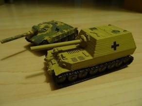 """Panzer """"Ferdinand"""" oder """"Elefant"""""""